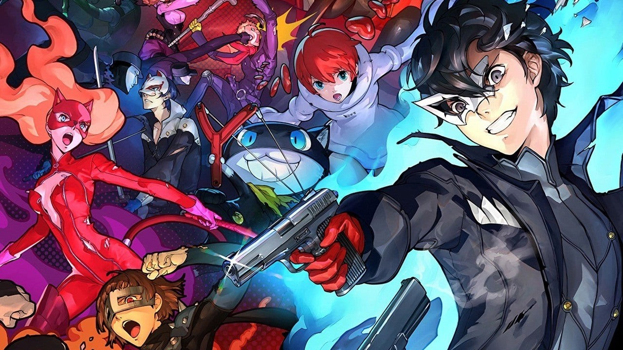 Review Game Persona 5 Strikers